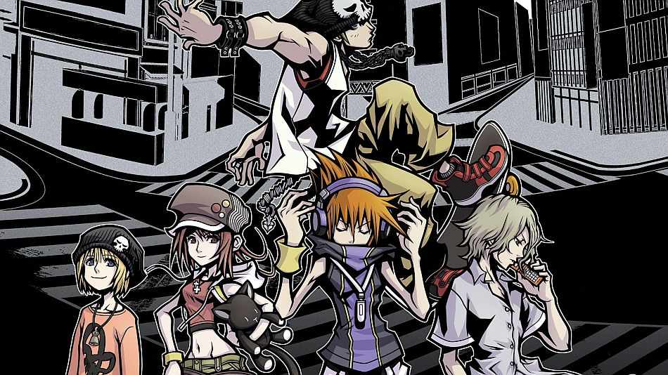 The World Ends With You | Pixel Vault