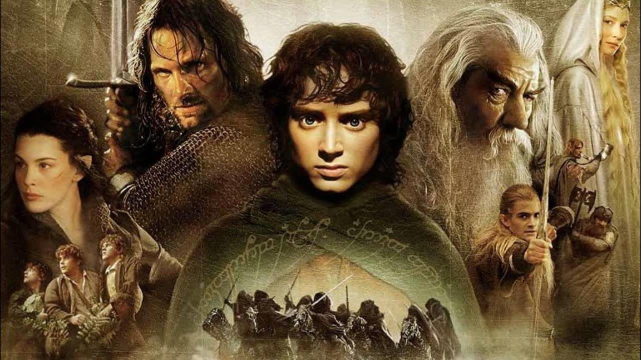 Lord of the Rings | Pixel Vault