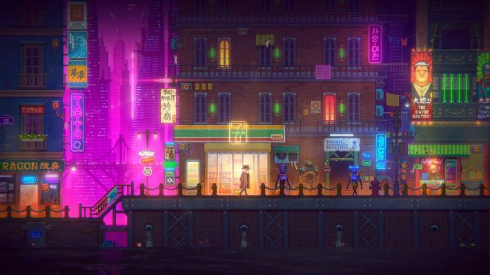 Tales of the Neon Sea Indie | Pixel Vault