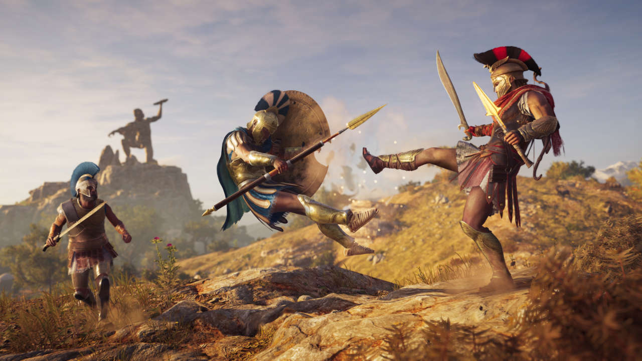 Assassin's Creed Odyssey | Pixel Vault