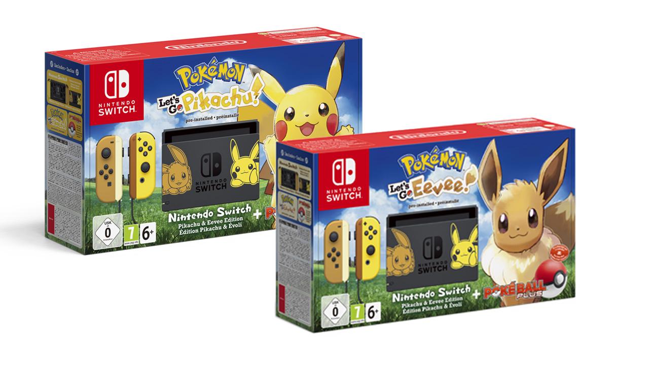 Pokémon Let's Go   Pixel Vault