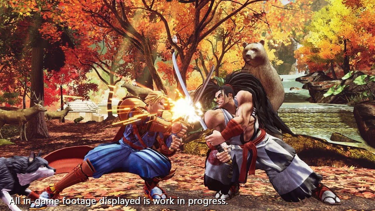 Samurai Spirits | Pixel Vault