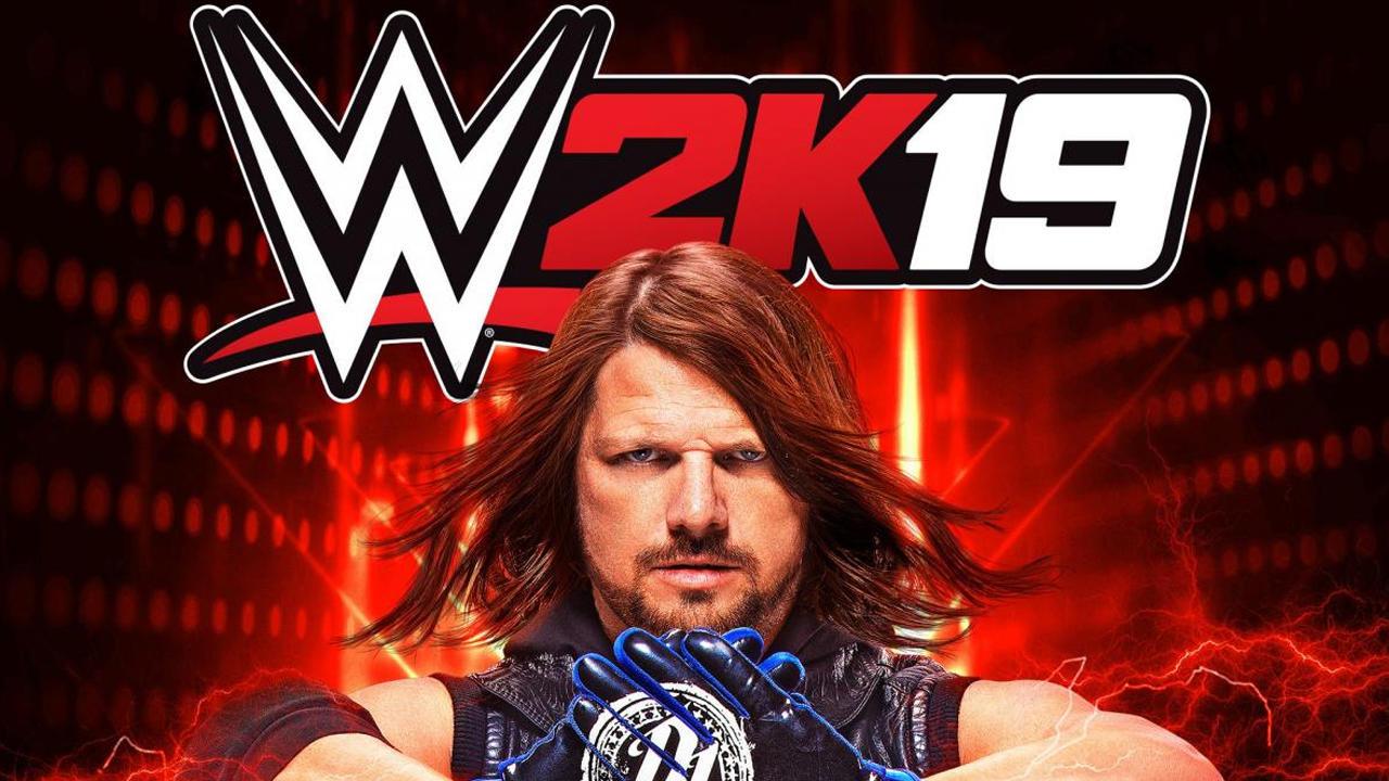 WWE 2K19 | Pixel Vault