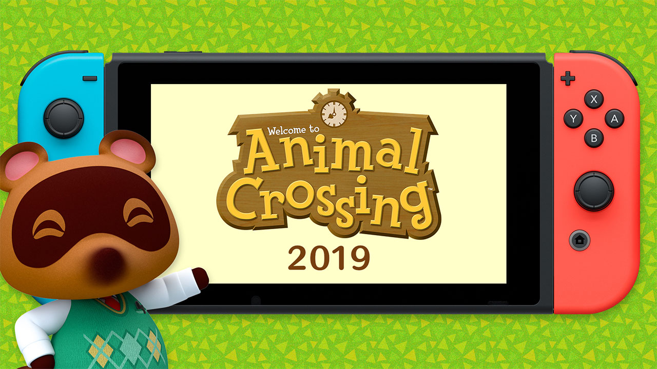 Animal Crossing (2019) | Pixel Vault
