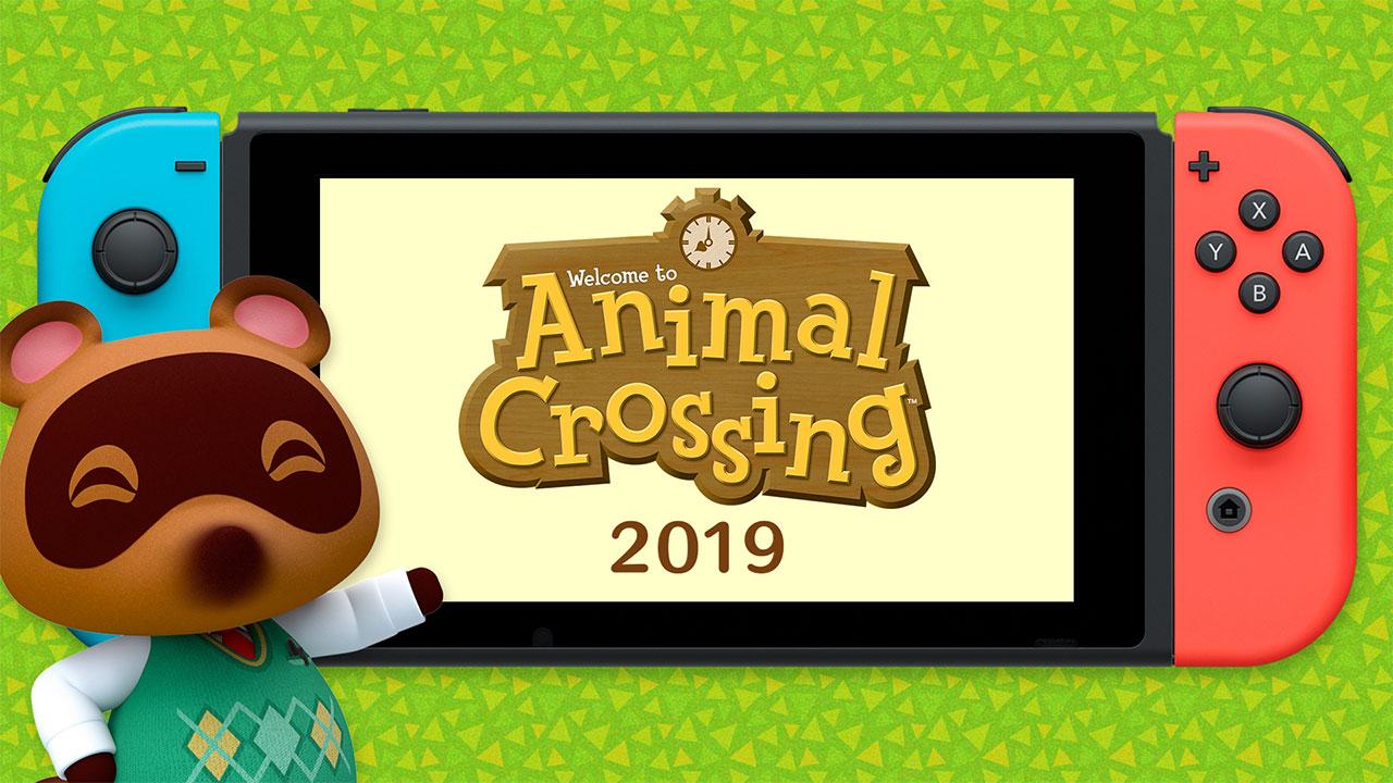 Animal Crossing (2019) | Pixel Vault