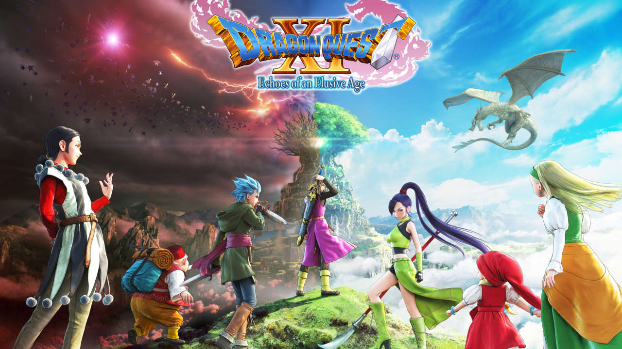 Dragon Quest XI | Pixel Vault