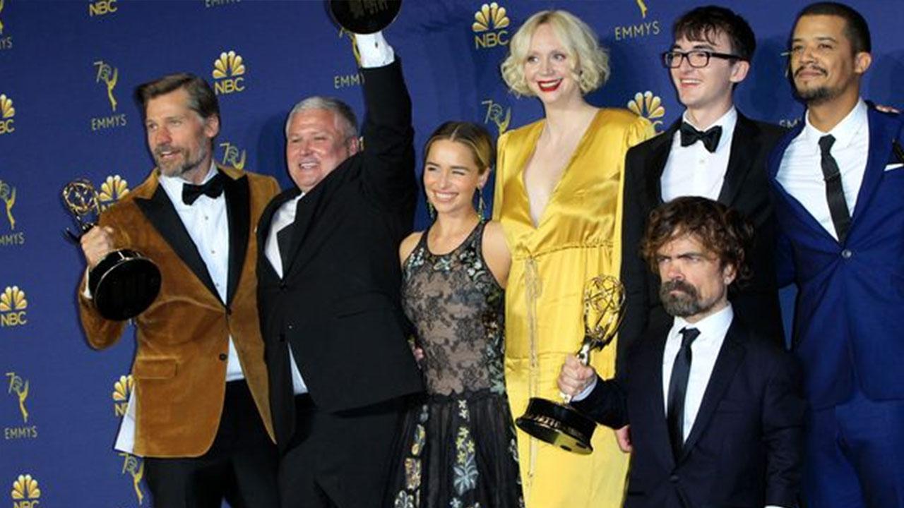 Emmy winnaars | Pixel Vault