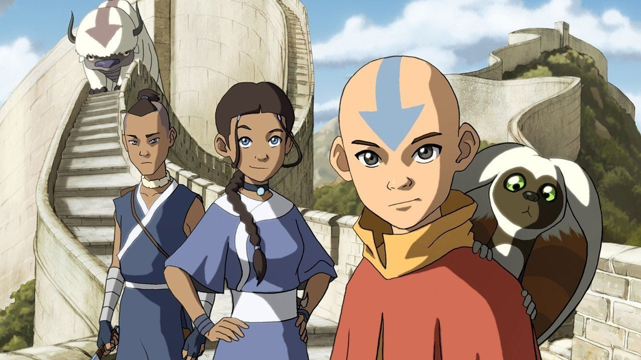 Live-action serie The Last Airbender