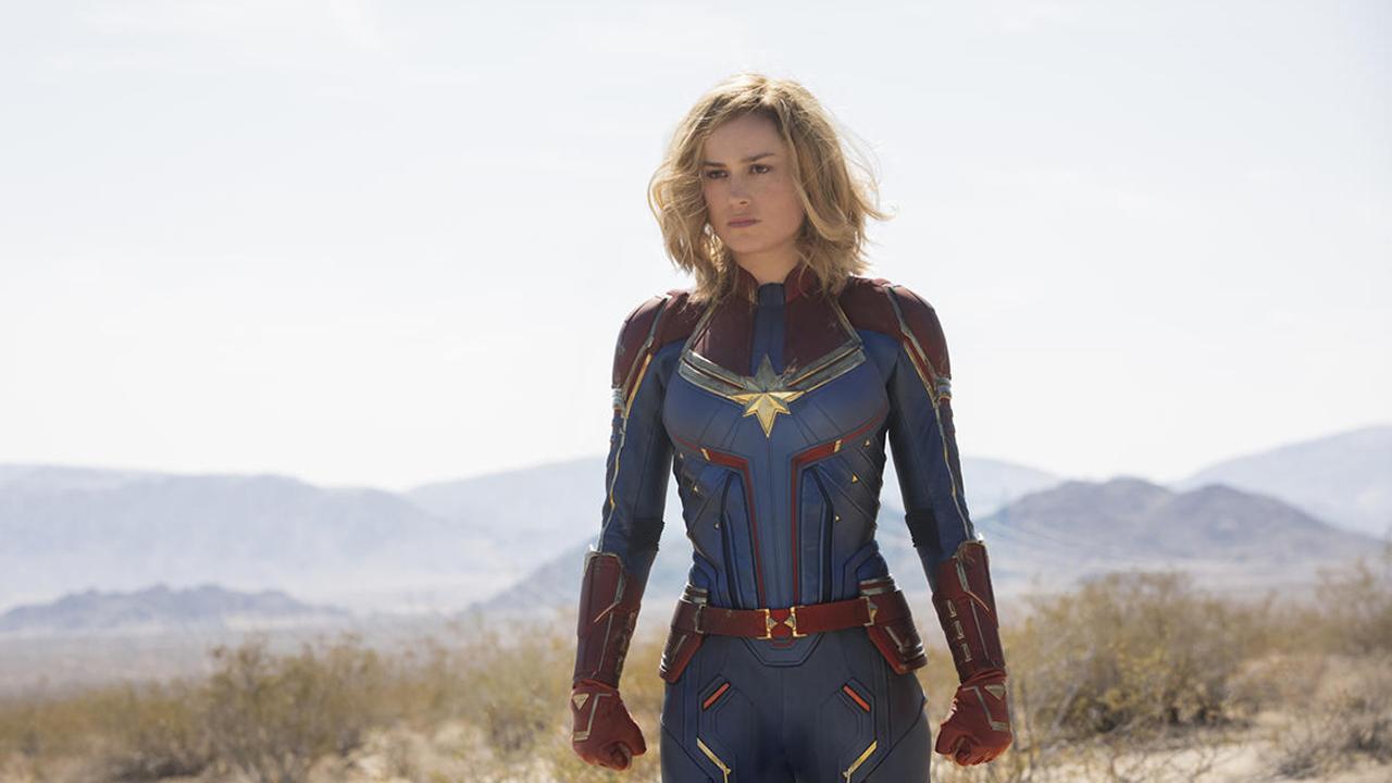 Captain Marvel | Pixel Vault