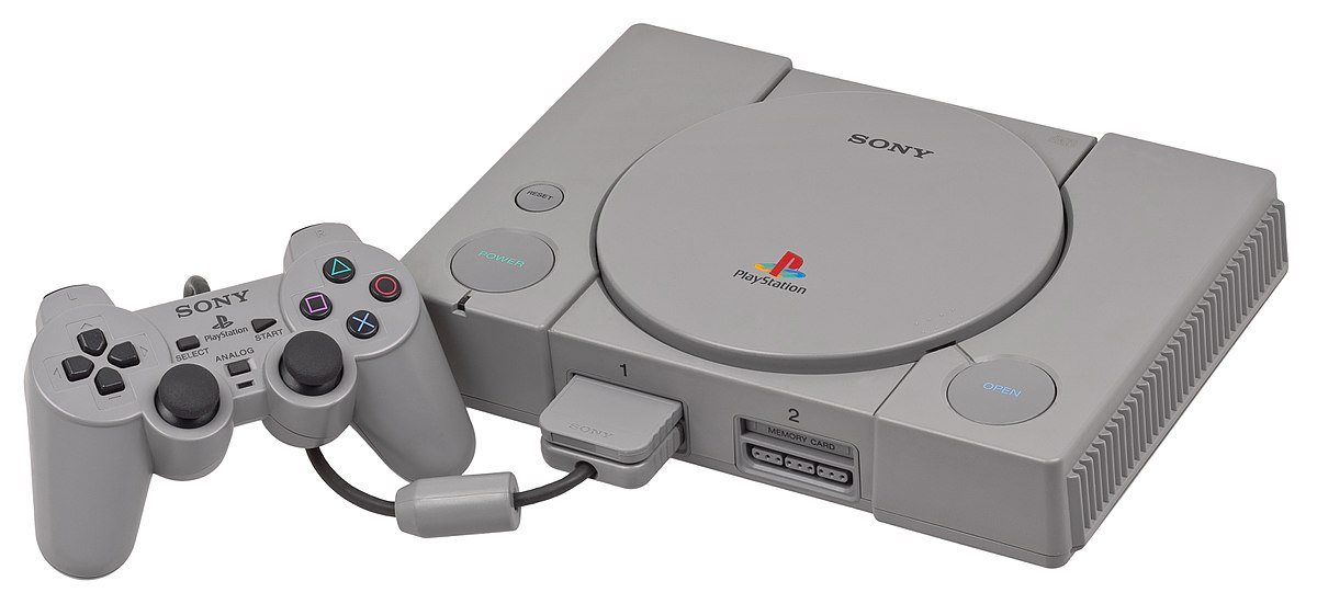 PlayStation One | Pixel Vault