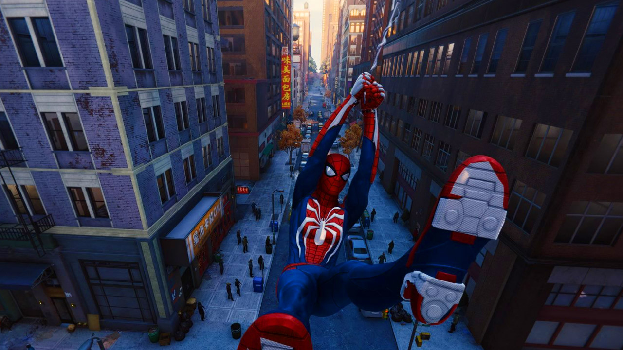 Spider-Man | Pxiel Vault