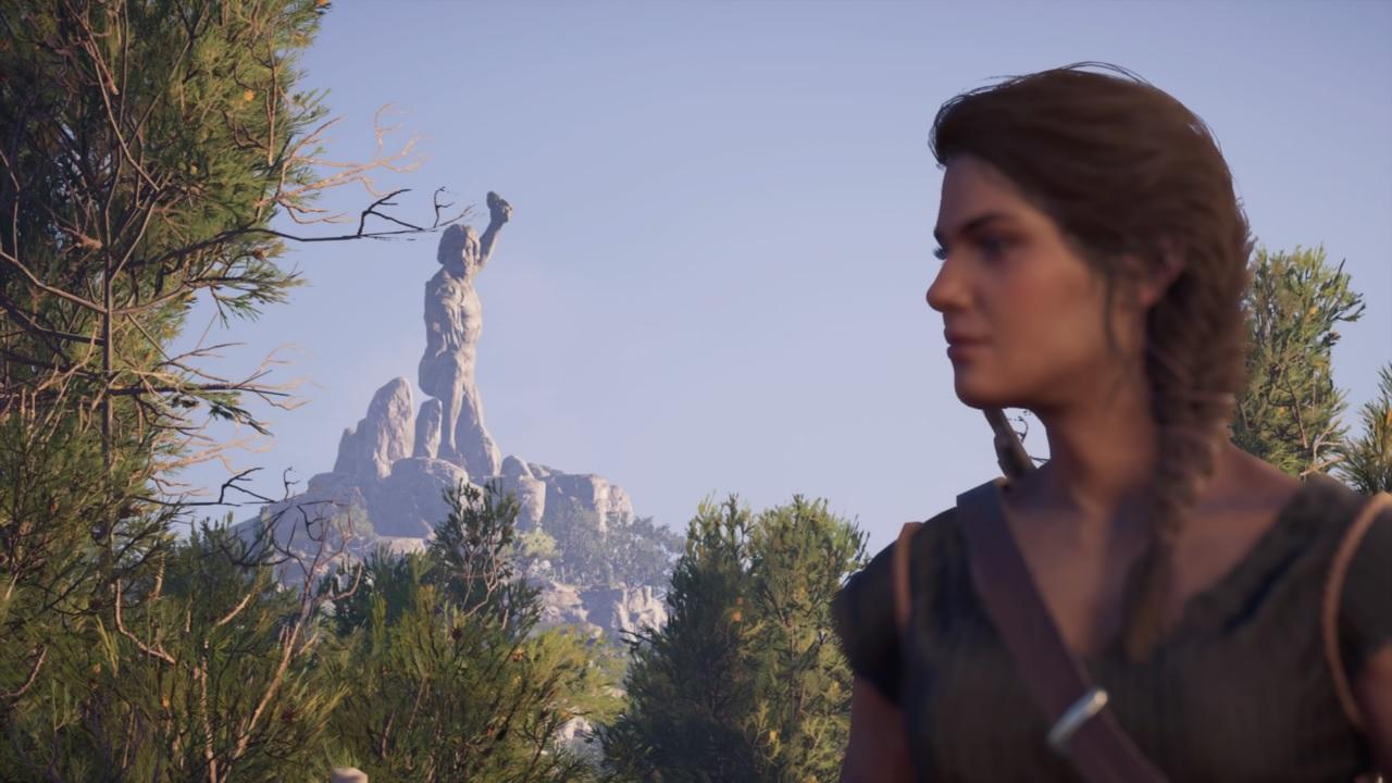 Assassin's Creed Odyssey   Pixel Vault
