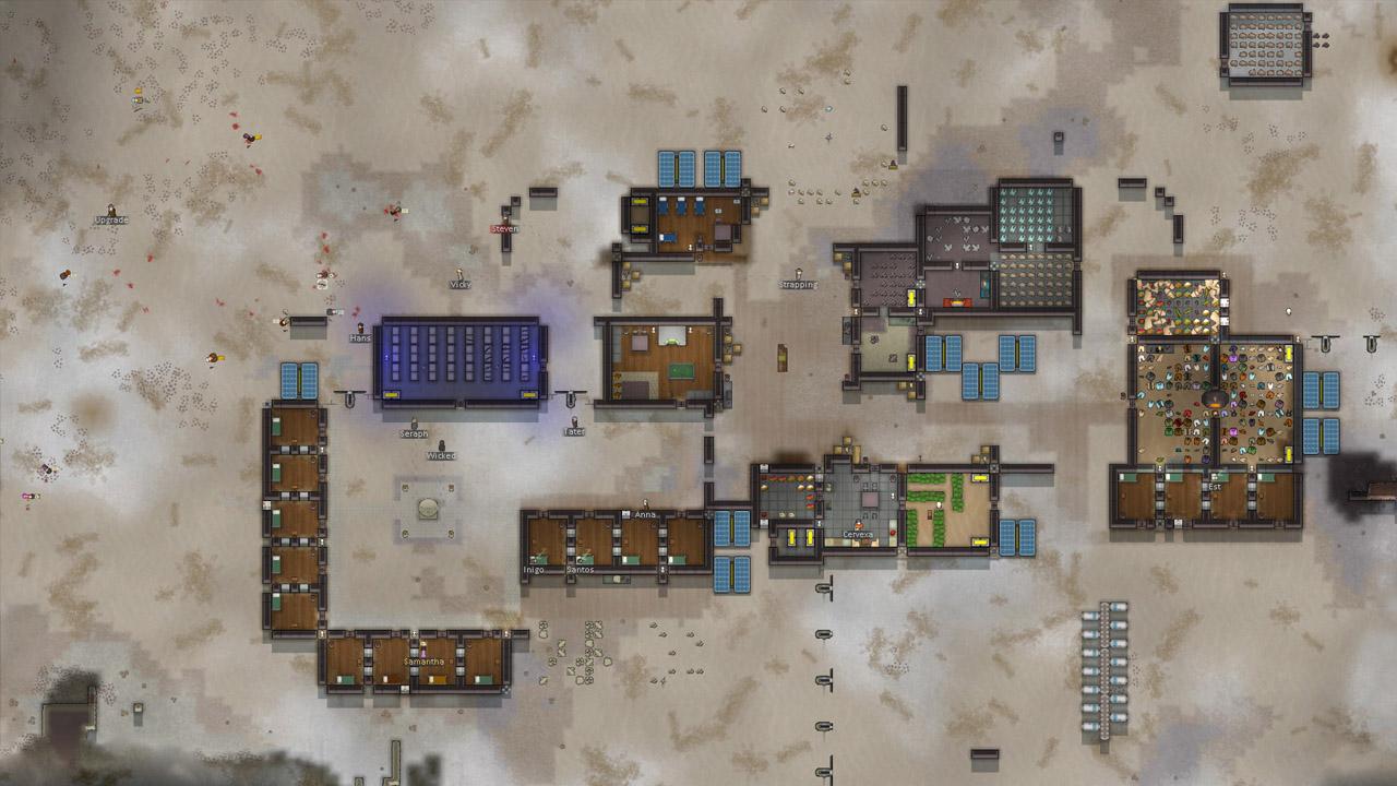 Rimworld | Pixel Vault