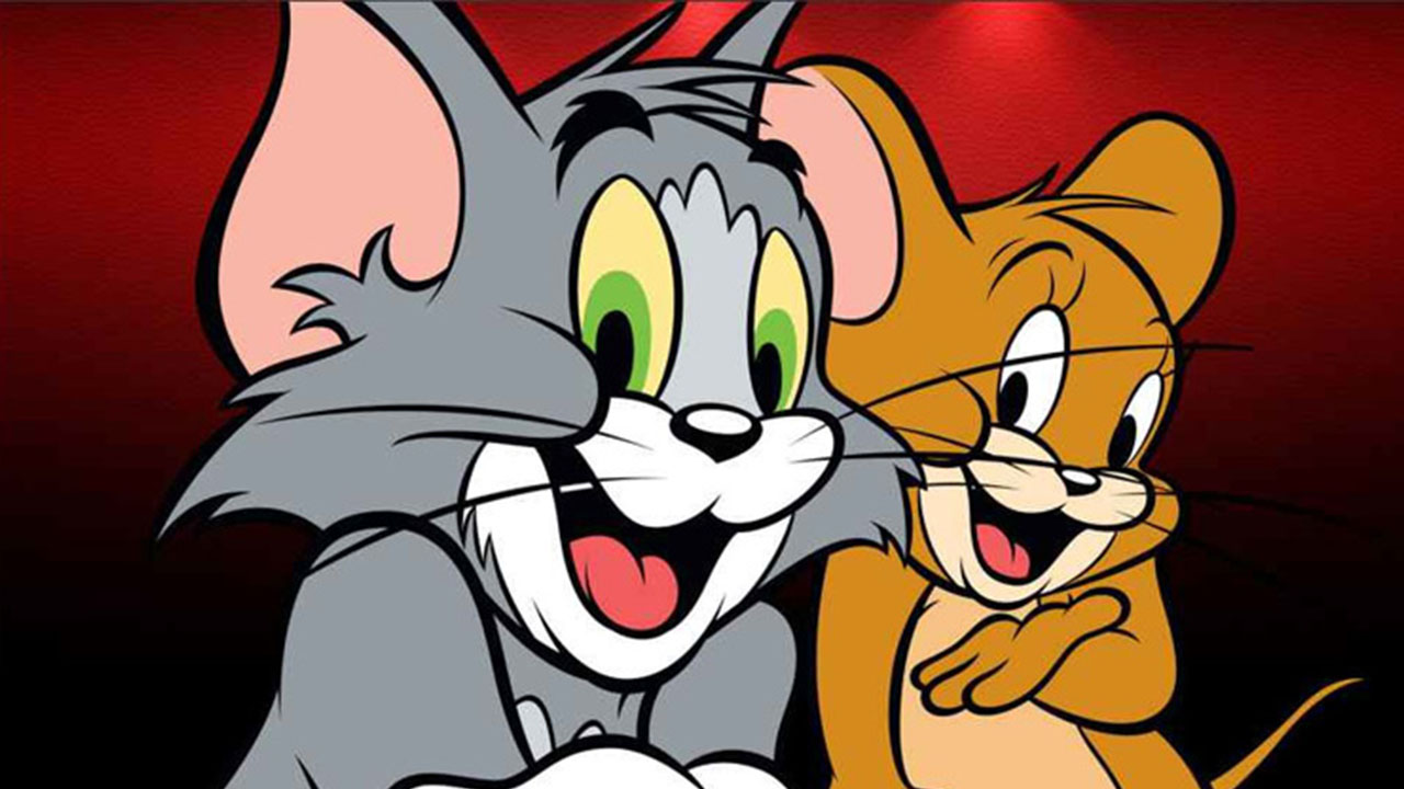 Live-action Tom en Jerry | Pixel Vault