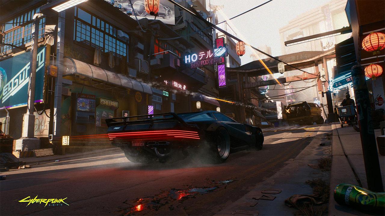 Cyberpunk 2077 | Pixel Vault