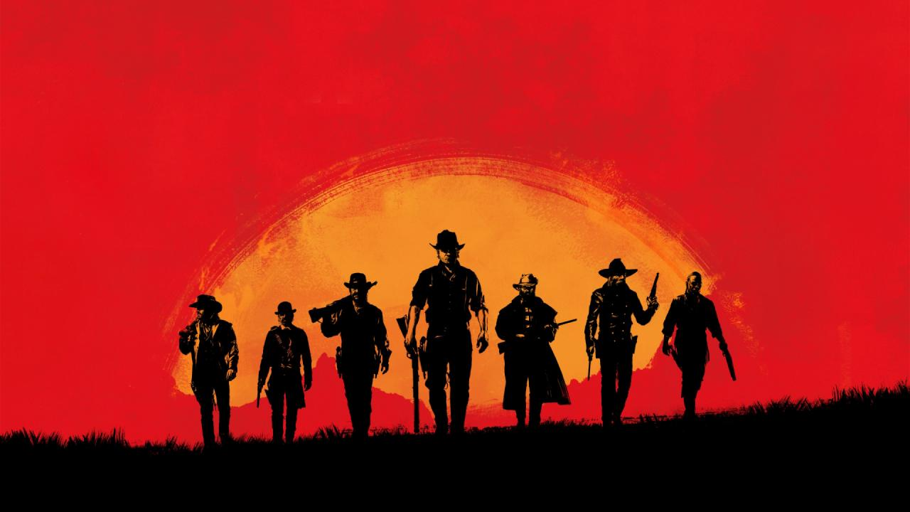 Red Dead Redemption 2 | Pixel Vault