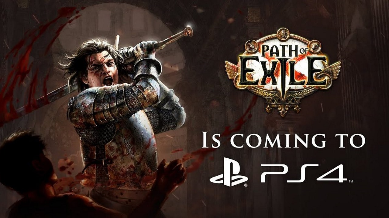 Path of Exile PS4 | Pixel Vault