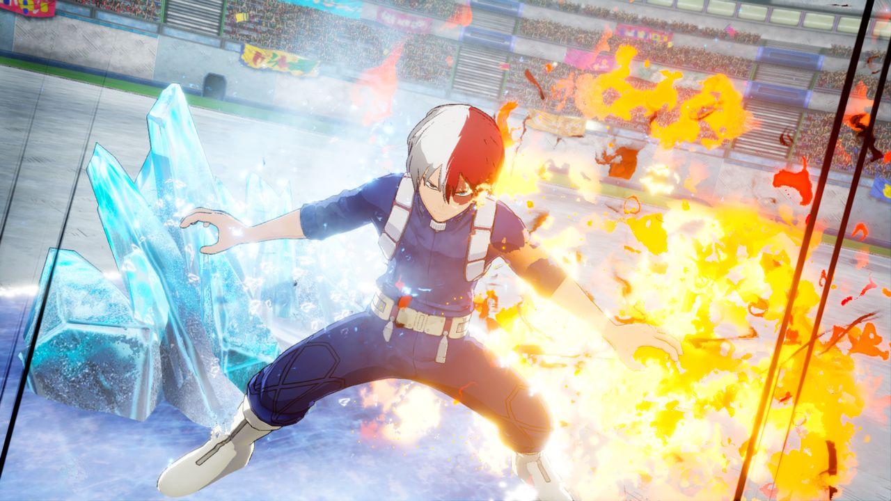 My Hero One's Justice | Pixel Vault
