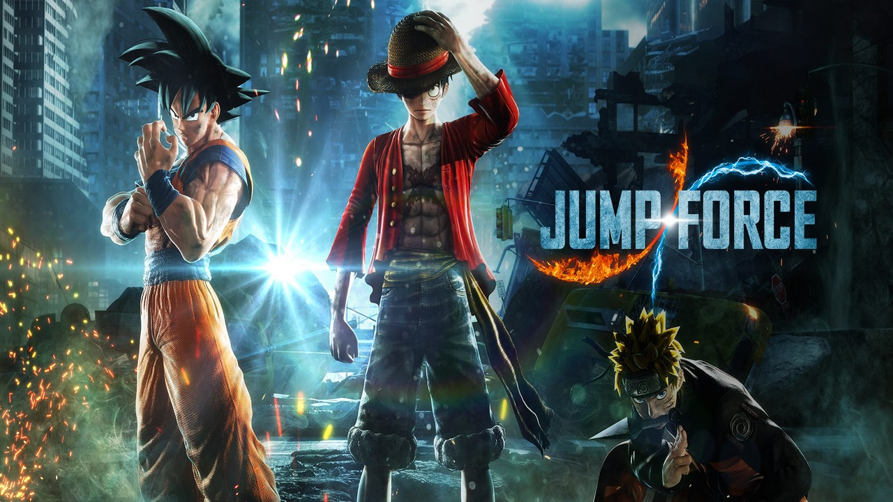 Jump Force | Pixel Vault