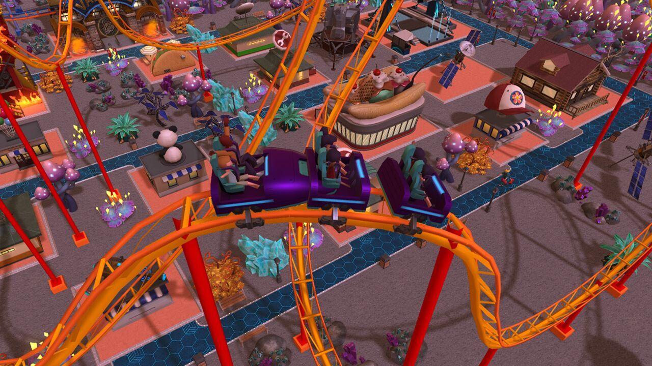 Rollercoaster Tycoon Adventures | Pixel Vault