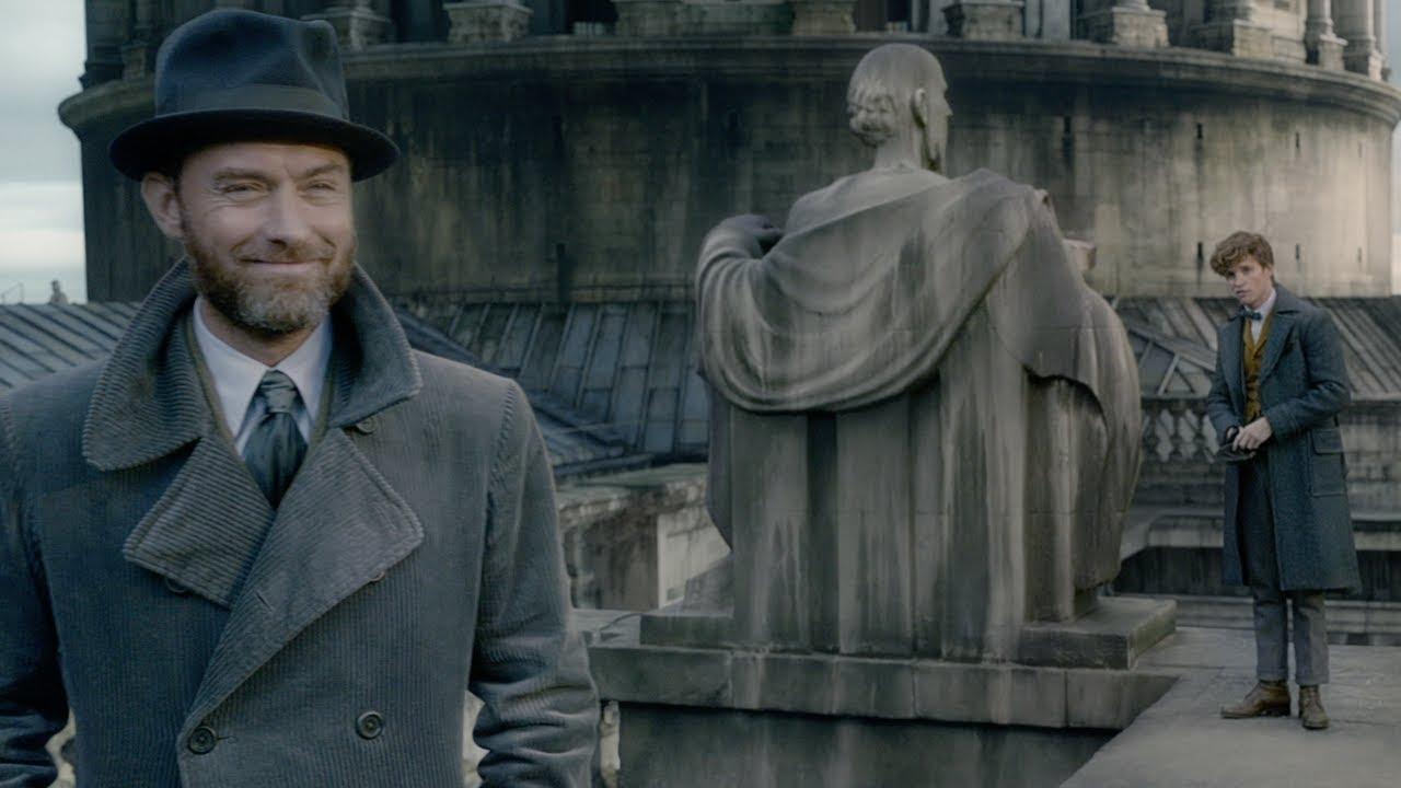 Fantastic Beasts: The Crimes of Grindelwald   Pixel Vault