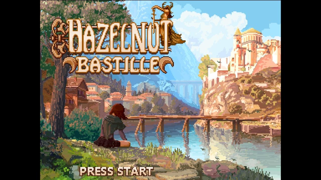 Hazelnut Bastille | Pixel Vault