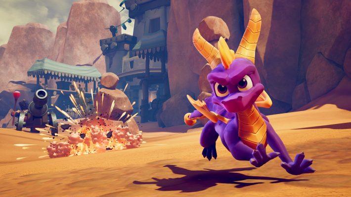 Spyro Reignited Trilogy   Pixel Vault