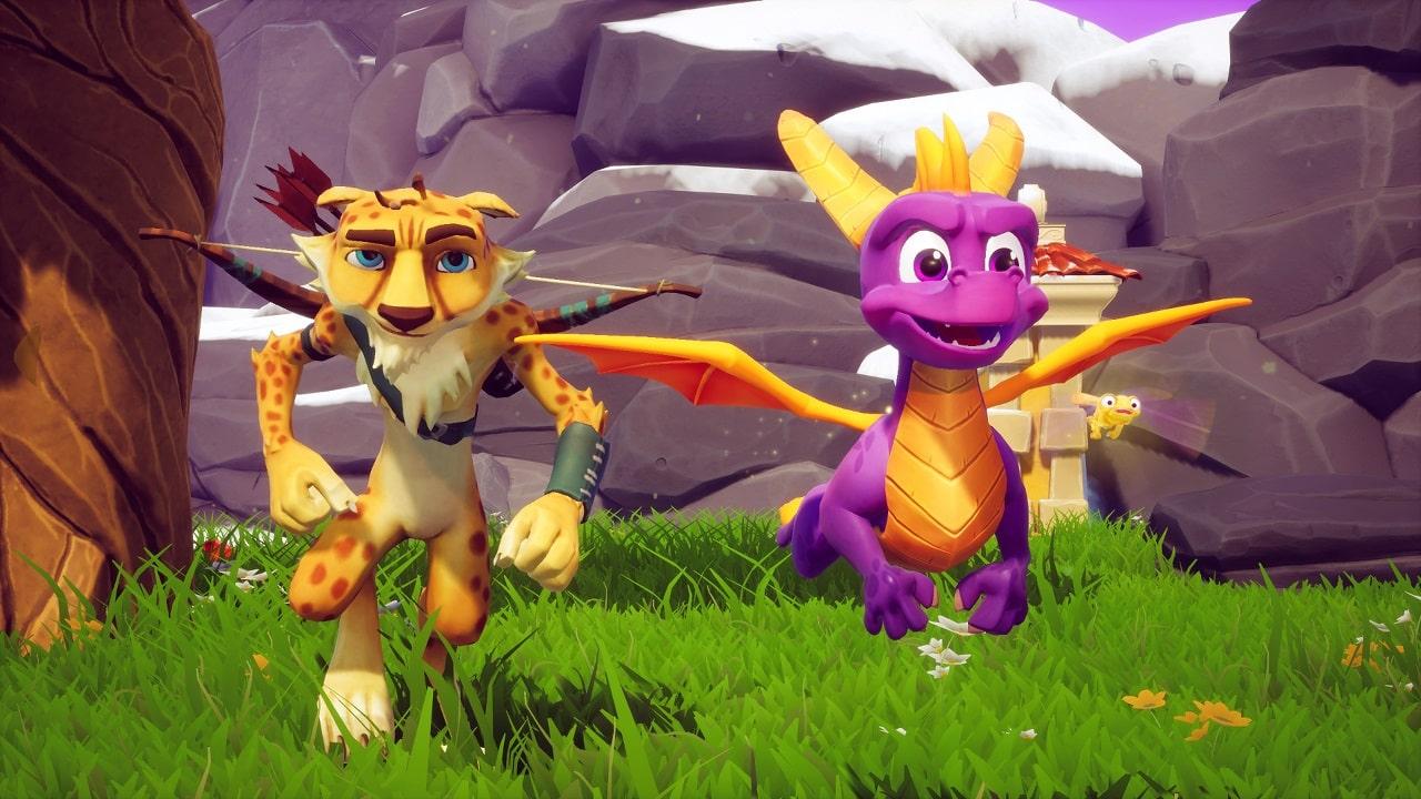 Spyro Reignited Trilogy | Pixel Vault