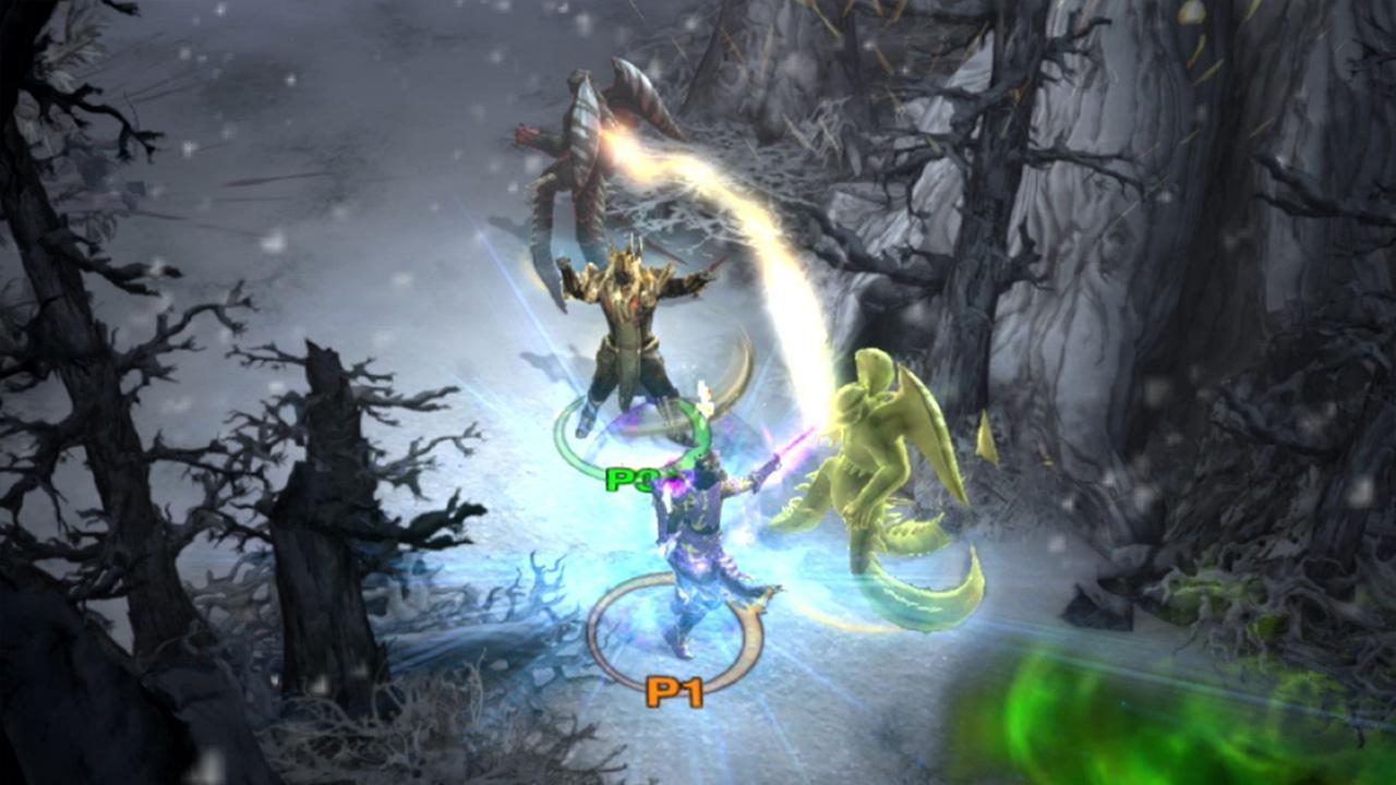 Diablo 3 Switch | Pixel Vault