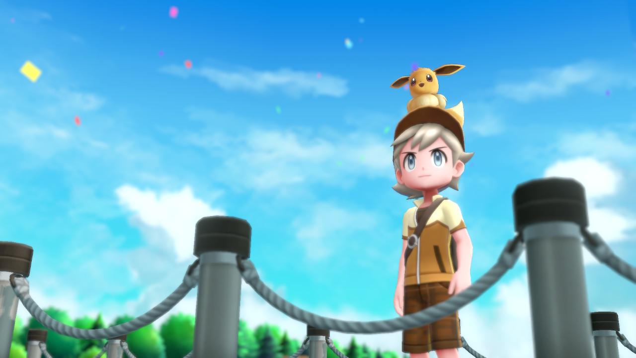 Pokémon Let's Go Pikachu Eevee Avontuur | Pixel Vault