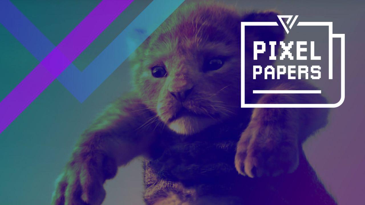 Pixel Papers 3   Pixel Vault