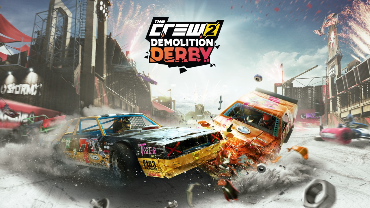 The Crew 2 Demolition Derby | Pixel Vault