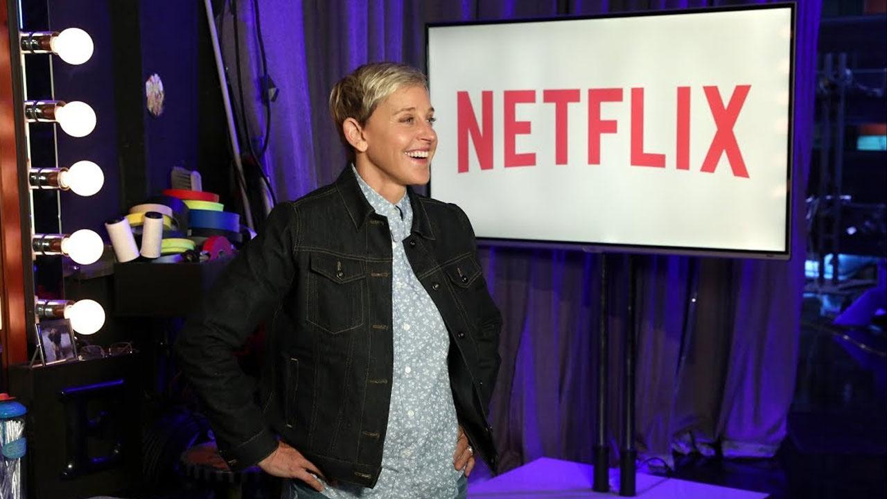 Ellen Degeneres: Relatable | Pixel Vault