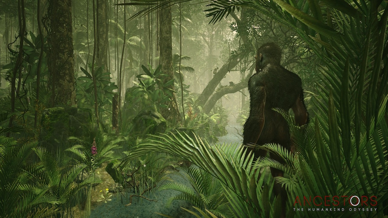 Ancestors: The Humankind Odyssey | Pixel Vault