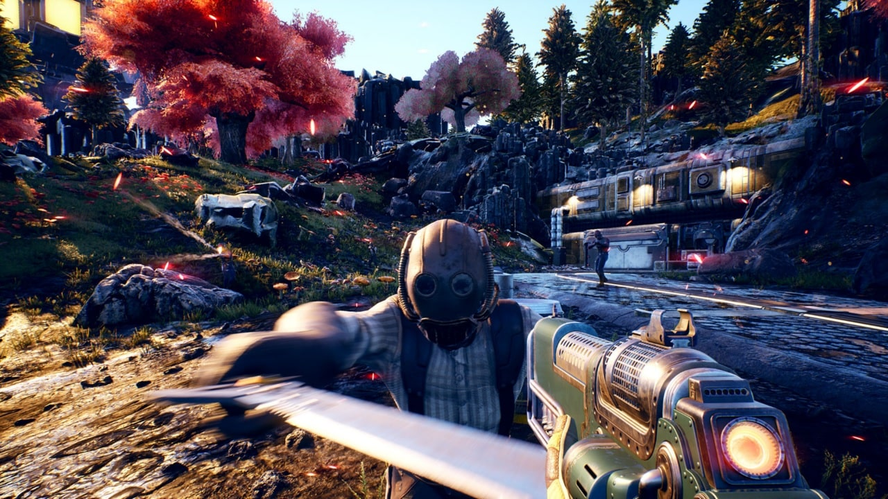 The Outer Worlds | Pixel Vault
