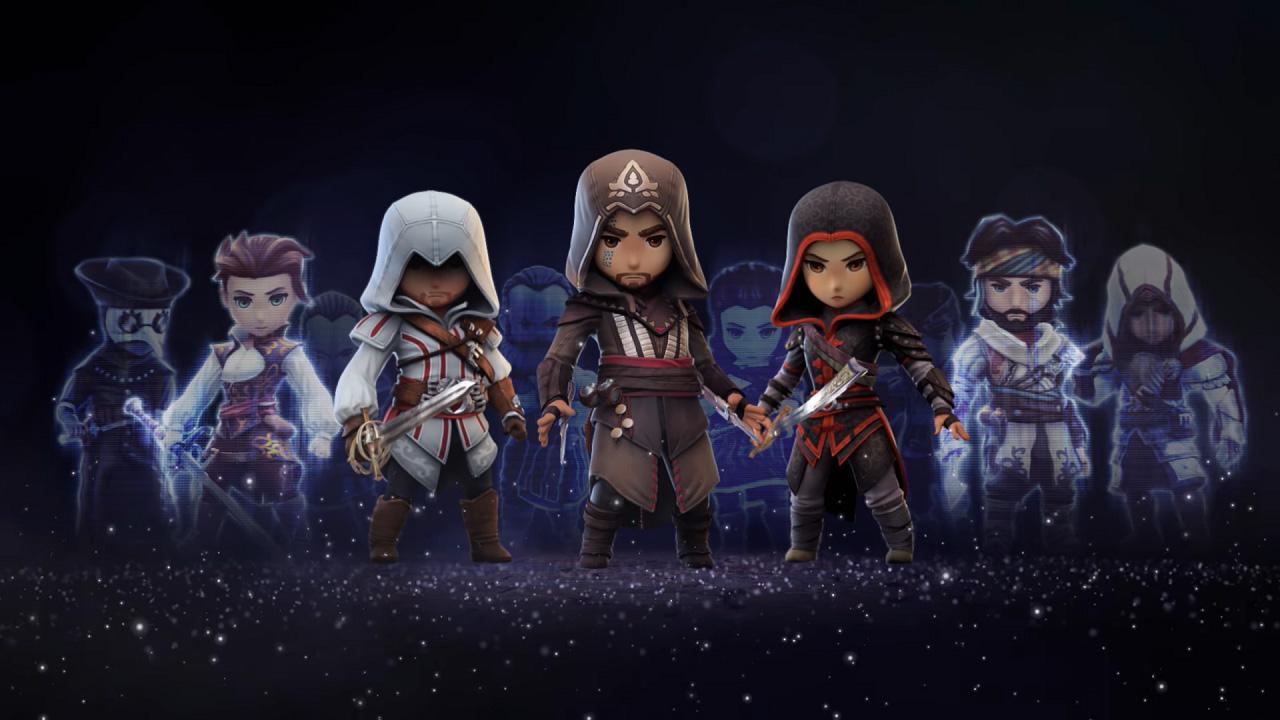 Assassin's Creed: Rebellion | Pixel Vault