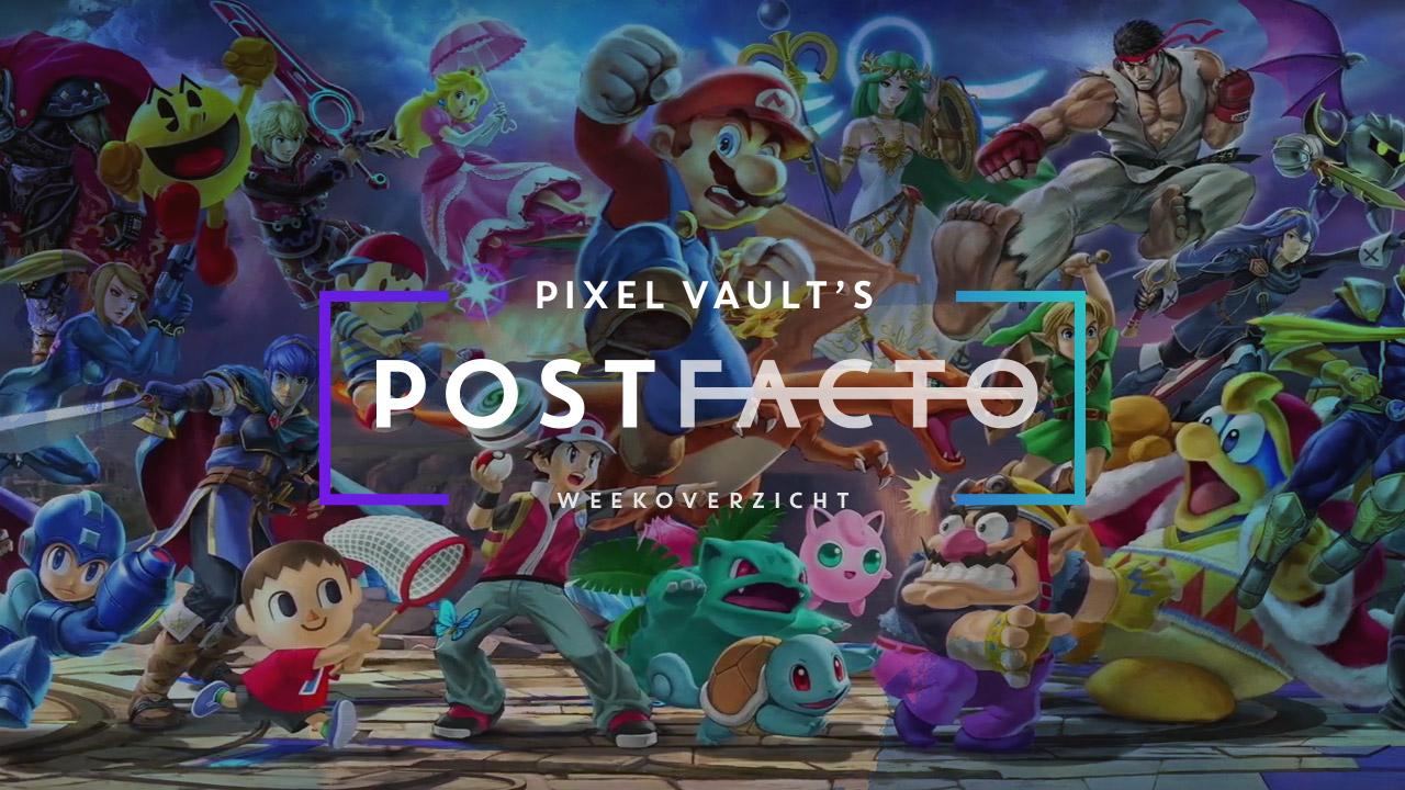 Post Facto   Pixel Vault