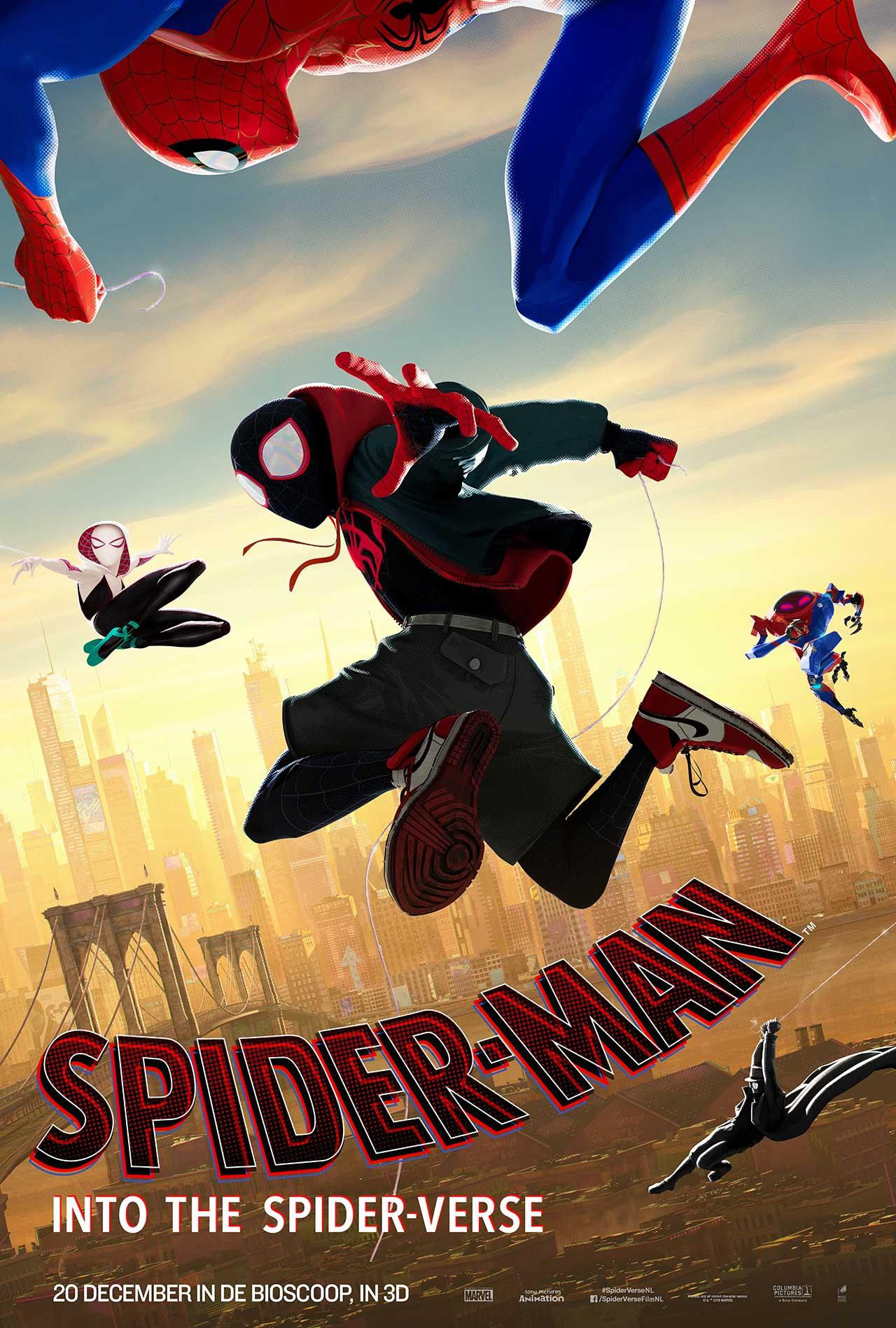 Spider-Man: Into the Spider-Verse | Pixel Vault