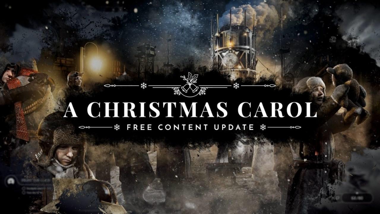 Frostpunk A Christmas Carol | Pixel Vault