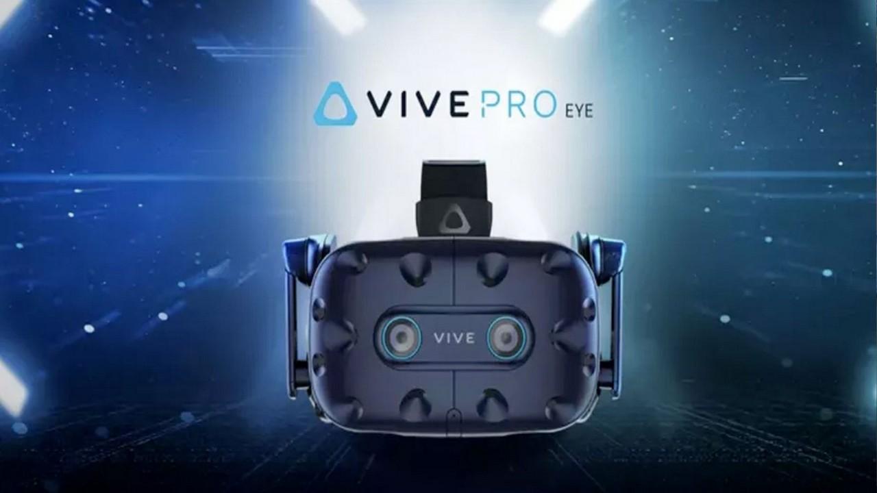 Vive Pro Eye | Pixel Vault