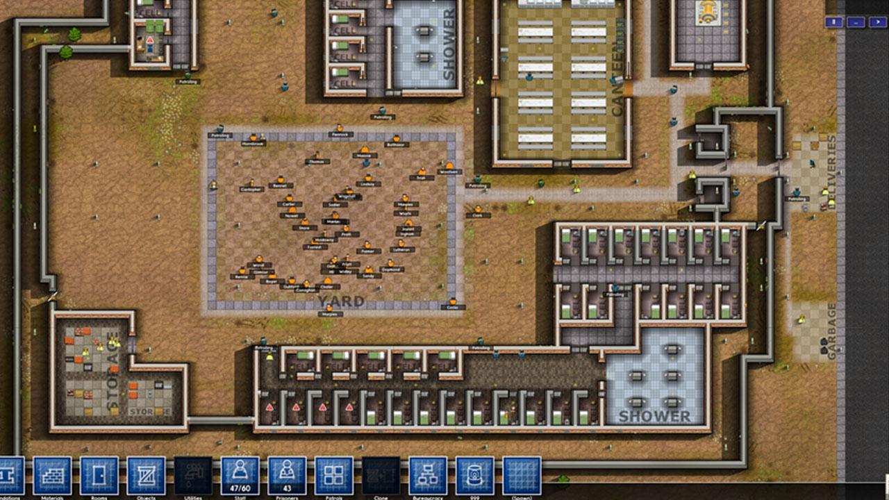 Prison Architect | Pixel Vault