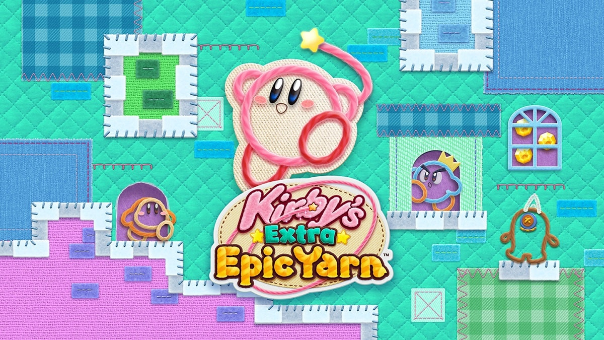 Kirby's Extra Epic Yarn | Pixel Vault