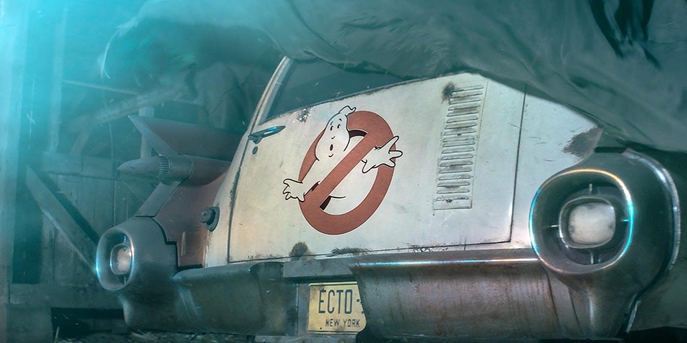 Ghostbusters 2020 | Pixel Vault