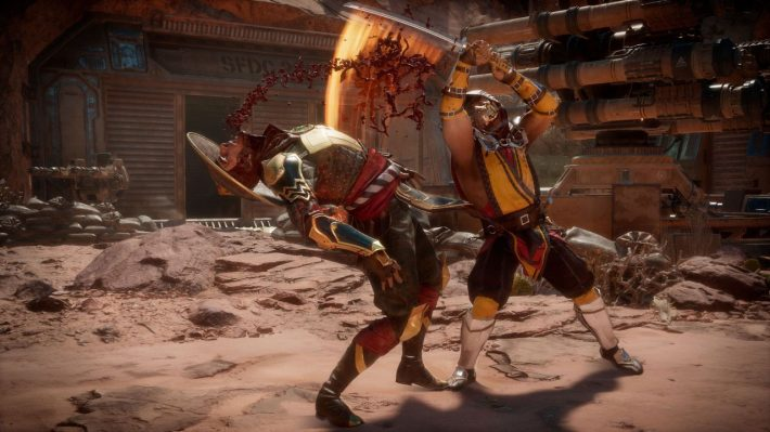 Mortal Kombat 11 Scorpion 2 | Pixel Vault