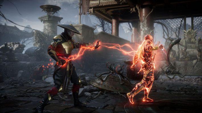 Mortal Kombat 11 Dark Raiden | Pixel Vault