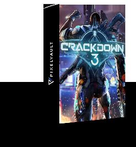 Crackdown 3 | Pixel Vault