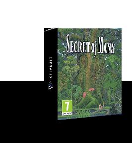 Secret of Mana HD | Pixel Vault