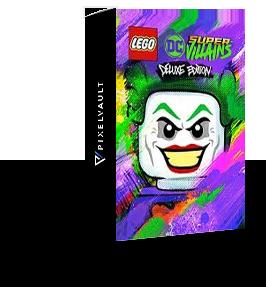 Lego DC Super Villains | Pixel Vault