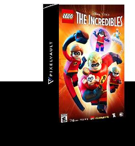 Lego The Incredibles   Pixel Vault