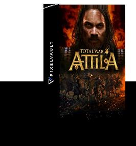Total War: Attila | Pixel Vault